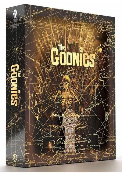 Los goonies - Titans of Cult (Steelbook 4k UHD) (The Goonies)
