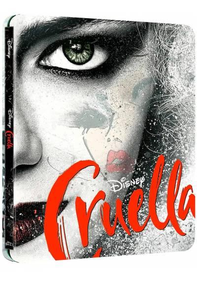 Cruella (Steelbook) (Blu-ray)