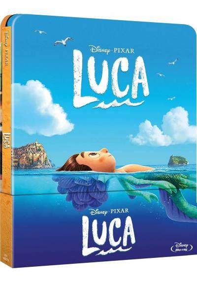 Luca (Steelbook) (Blu-ray)