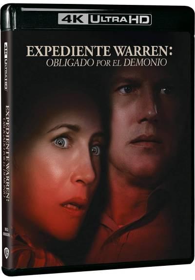 Expediente Warren: Obligado por el demonio (4k UHD - Blu-ray) (The Conjuring: The Devil Made Me Do It)
