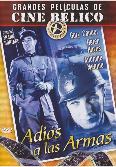 Adios A Las Armas (1932) (A Farewell To Arms) (Estuche Slim)