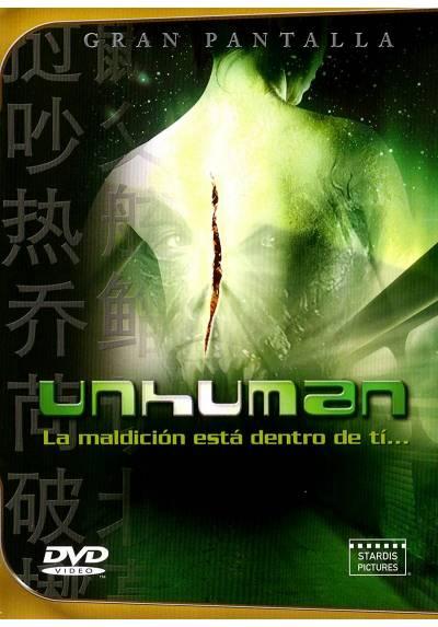 Unhuman (Amanut)