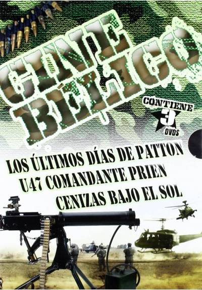 Pack Cine Belico (3 DVD)