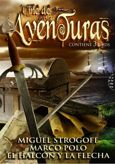 Pack Cine De Aventuras (3 DVD)