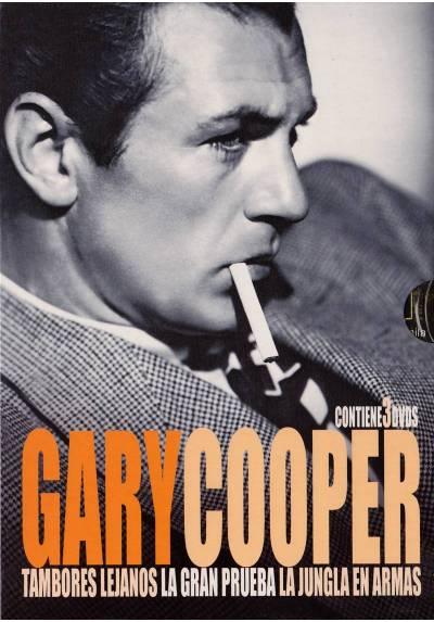 Pack Gary Cooper (3 DVD)