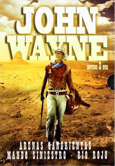 Pack John Wayne (3 DVD)