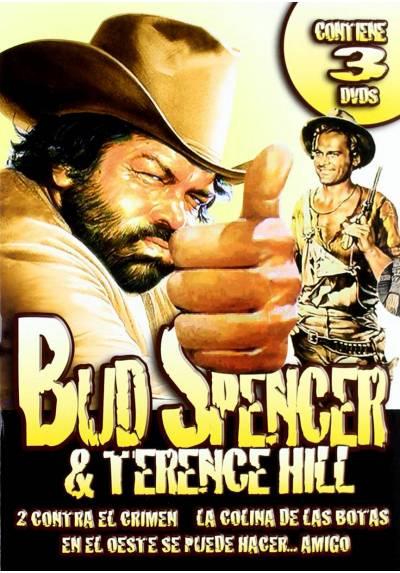 Pack Bud Spencer & Terence Hill (3 DVD)