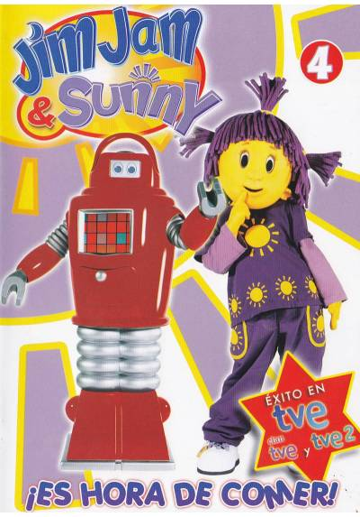 Jim Jam & Sunny Vol. 4