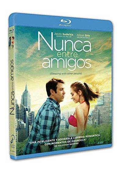 Nunca entre amigos (Blu-ray) (Sleeping with Other People)