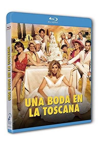 Una boda en la Toscana (Blu-ray) (Toscaanse bruiloft)
