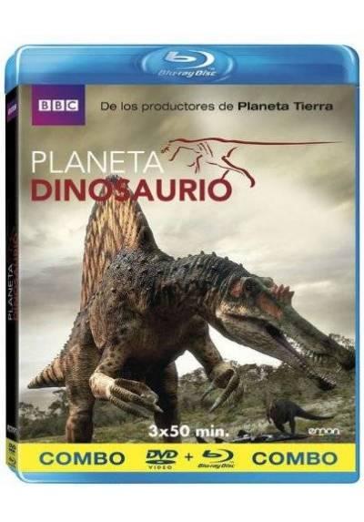 Planeta Dinosaurio (Blu-Ray + DVD) (Planet Dinosaur)