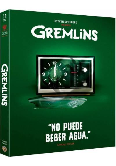 Gremlins (Iconic) (Blu-Ray)