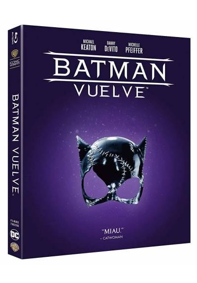 Batman Vuelve (Iconic) (Blu-Ray) (Batman Returns)