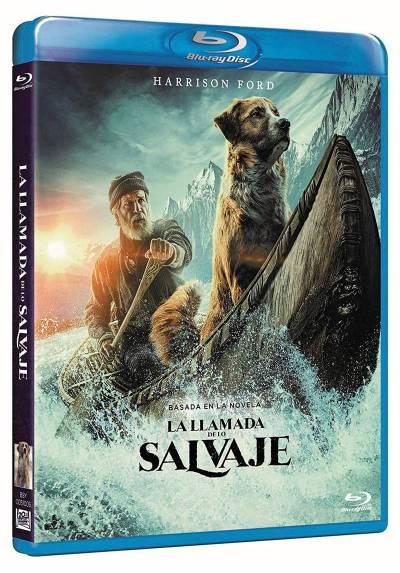 La llamada de lo salvaje (Blu-Ray) (The Call of the Wild)