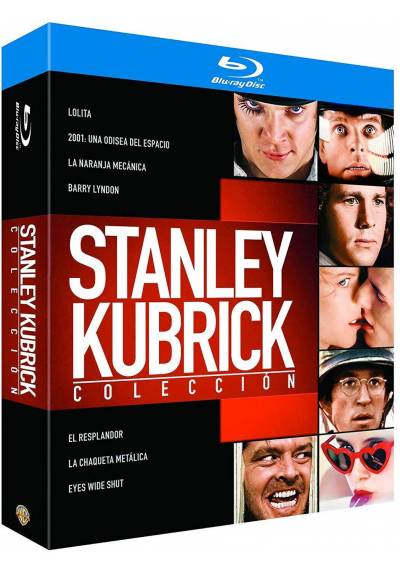 Coleccion Stanley Kubrick (Blu-Ray)