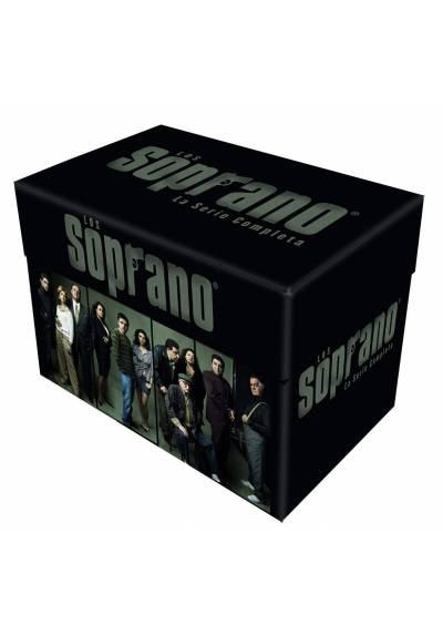 Los Soprano  - Serie Completa (Blu-Ray)