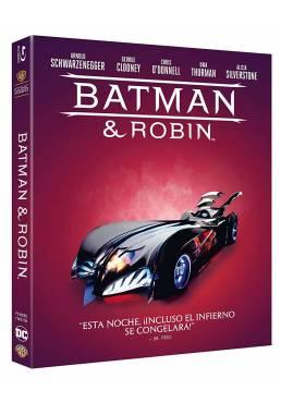 Batman Y Robin (Iconic) (Blu-Ray) (Batman And Robin)