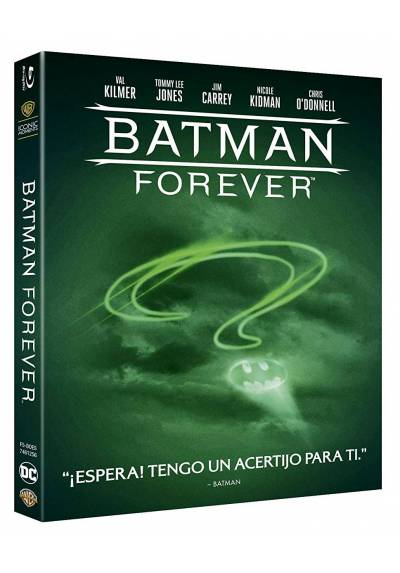 Batman Forever (Iconic) (Blu-Ray)