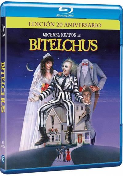 Bitelchus - Edicion 20 aniversario (Blu-Ray) (Beetlejuice)