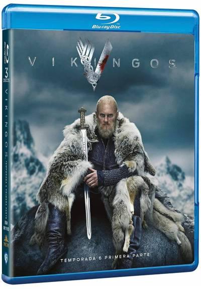 Vikingos - Temporada 6: Primera parte (Blu-Ray)