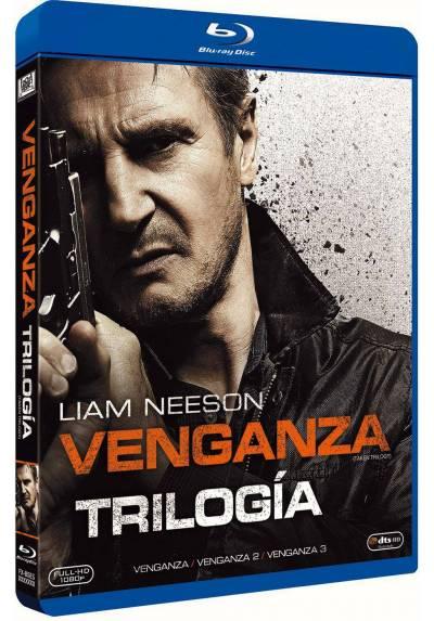 Pack Venganza - Trilogia (Blu-Ray)
