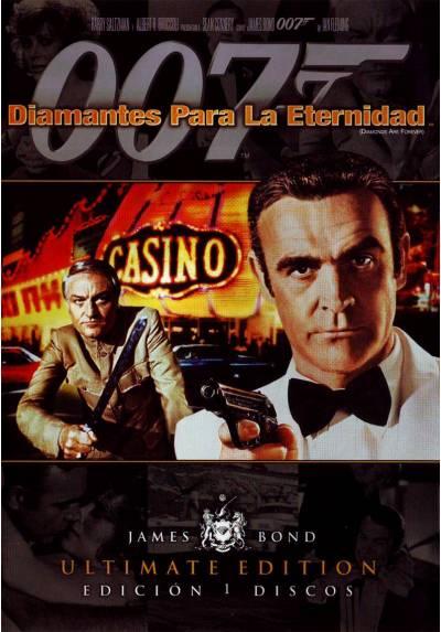 Diamantes para la Eternidad - Ultimate Edition - 1 Disco (Diamonds are Forever)