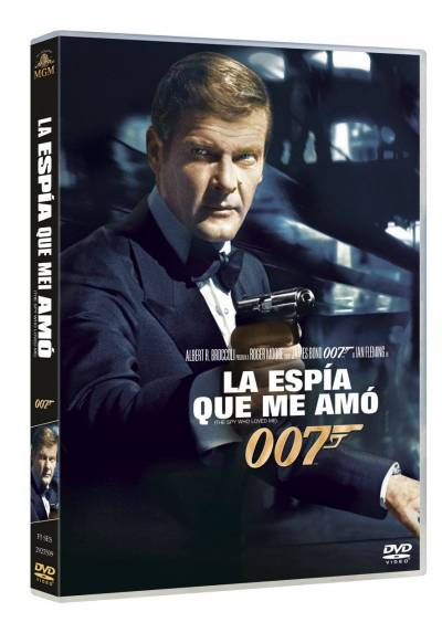 La espia que me amo (The Spy Who Loved Me)