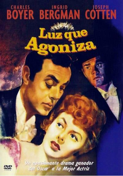 copy of Luz Que Agoniza (Blu-ray) (Bd-R) (Gaslight)