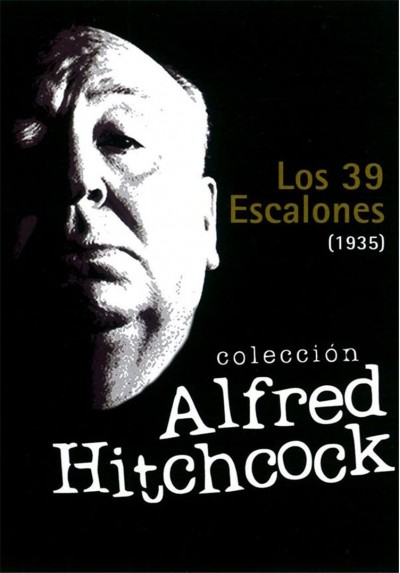 Los 39 Escalones (The Thirty-Nine Steps)
