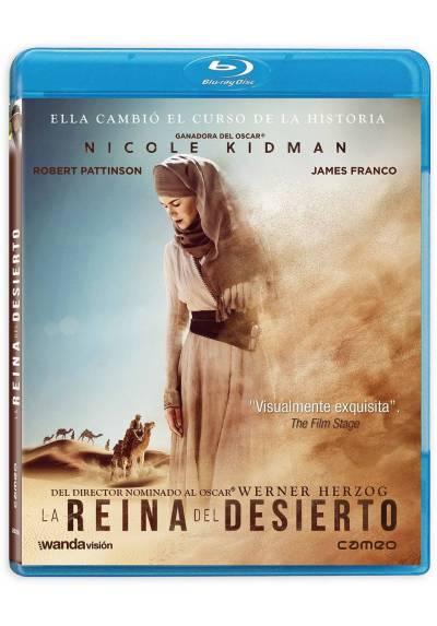 La reina del desierto (Blu-Ray) (Queen of the Desert)