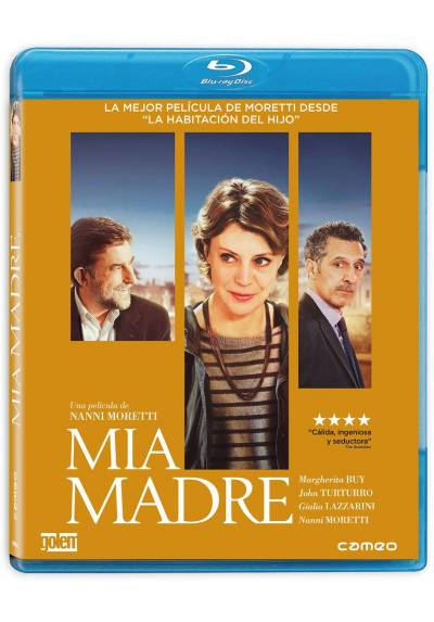 Mia madre (Blu-Ray) (My Mother)