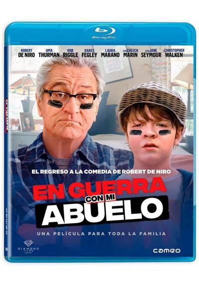 En guerra con mi abuelo (Blu-Ray) (The War with Grandpa)