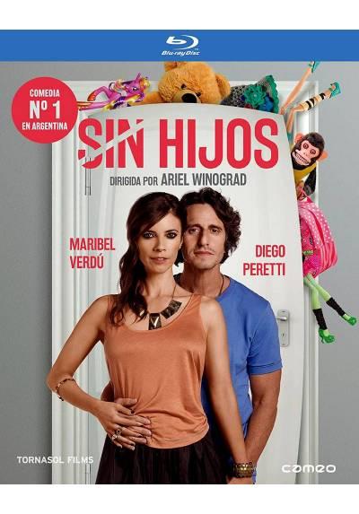 Sin hijos (Blu-Ray)