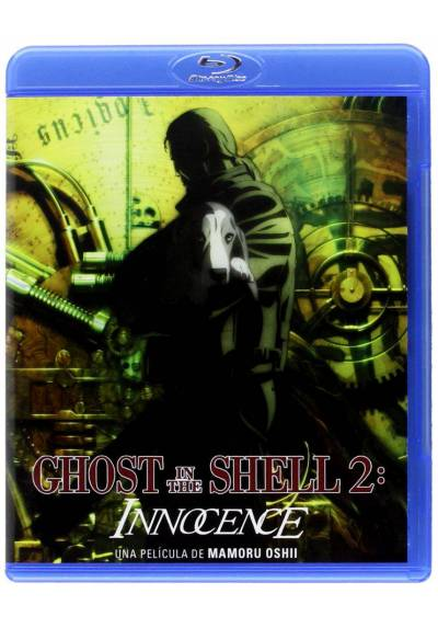 Ghost in the Shell 2 Innocence (Blu-Ray)