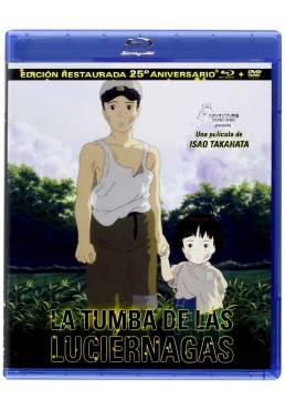 copy of La Tumba De Las Luciernagas (Blu-Ray + Dvd) (Hotaru No Haka)