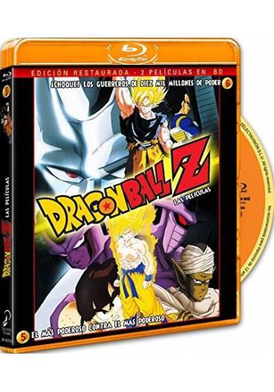 Pack Dragon Ball Z - Las Peliculas 5 y 6 (Blu-ray)