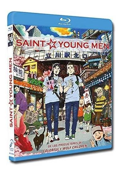 Saint Oniisan (Blu-ray) (Las vacaciones de Jesus y Buda)
