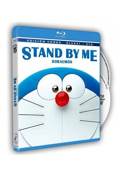 copy of Stand By Me Doraemon (Blu-Ray + Dvd + Dvd Extras + Libro) (Ed. Coleccionista) (Stand By Me Doraemon)