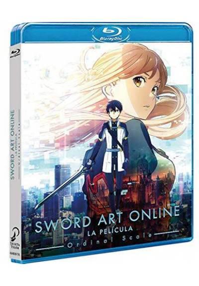 Sword Art Online the Movie: Ordinal Scale (Blu-ray) (Gekijô-ban Sword Art Online: Ordinal Scale)