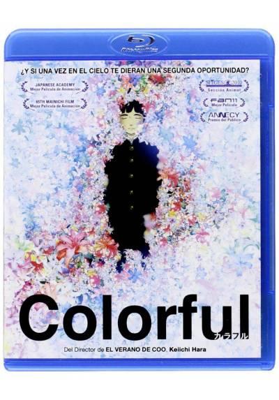 copy of Colorful (Blu-Ray + Dvd Extras) (Ed. Libro) (Karafuru)