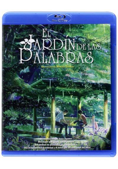 El jardin de las palabras (Blu-ray) (Kotonoha no Niwa) (The Garden of Words)
