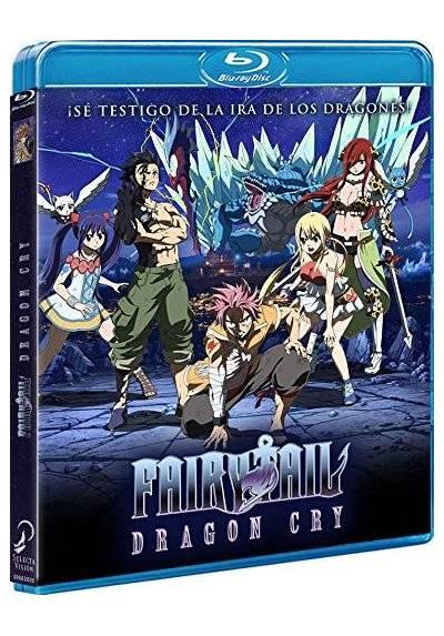 Fairy Tail: Dragon Cry (Blu-ray) (Gekijouban Fairy Tail: Dragon Cry)