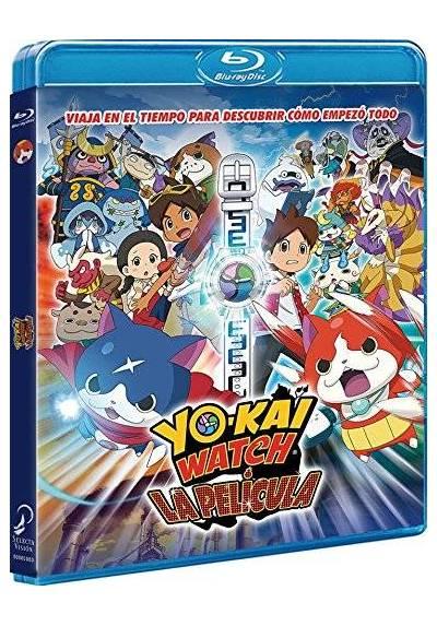 Yo-Kai Watch - La pelicula (Blu-ray) (Yôkai Watch: Tanjô no himitsuda nyan)