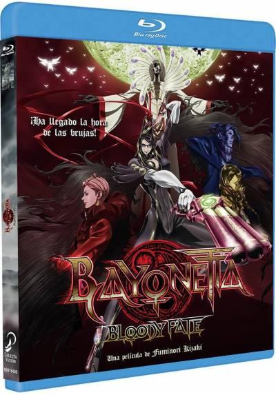 Bayonetta: Bloody Fate (Blu-ray) (Beyonetta: Buraddi Feito)