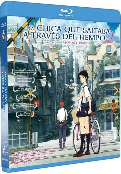 La Chica Que Saltaba A Traves Del Tiempo (Blu-Ray)