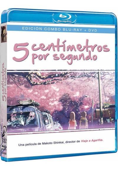 5 centimetros por segundo (Blu-ray) (Byôsoku go Senchimêtoru)