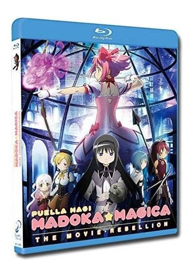 Puella Magi Madoka Magica - The Movie Rebellion (Blu-ray)