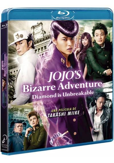 JoJos Bizarre Adventure: Diamond is Unbreakable (Blu-ray)