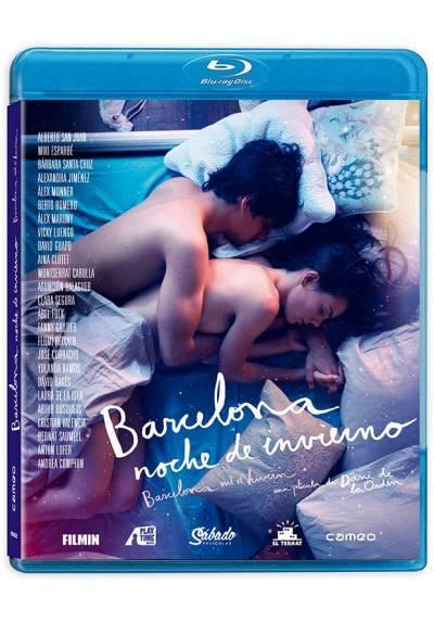 Barcelona, noche de invierno (Blu-ray) (Barcelona, nit d'hivern)