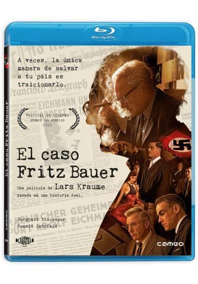 El caso Fritz Bauer (Blu-ray) (Der Staat gegen Fritz Bauer)
